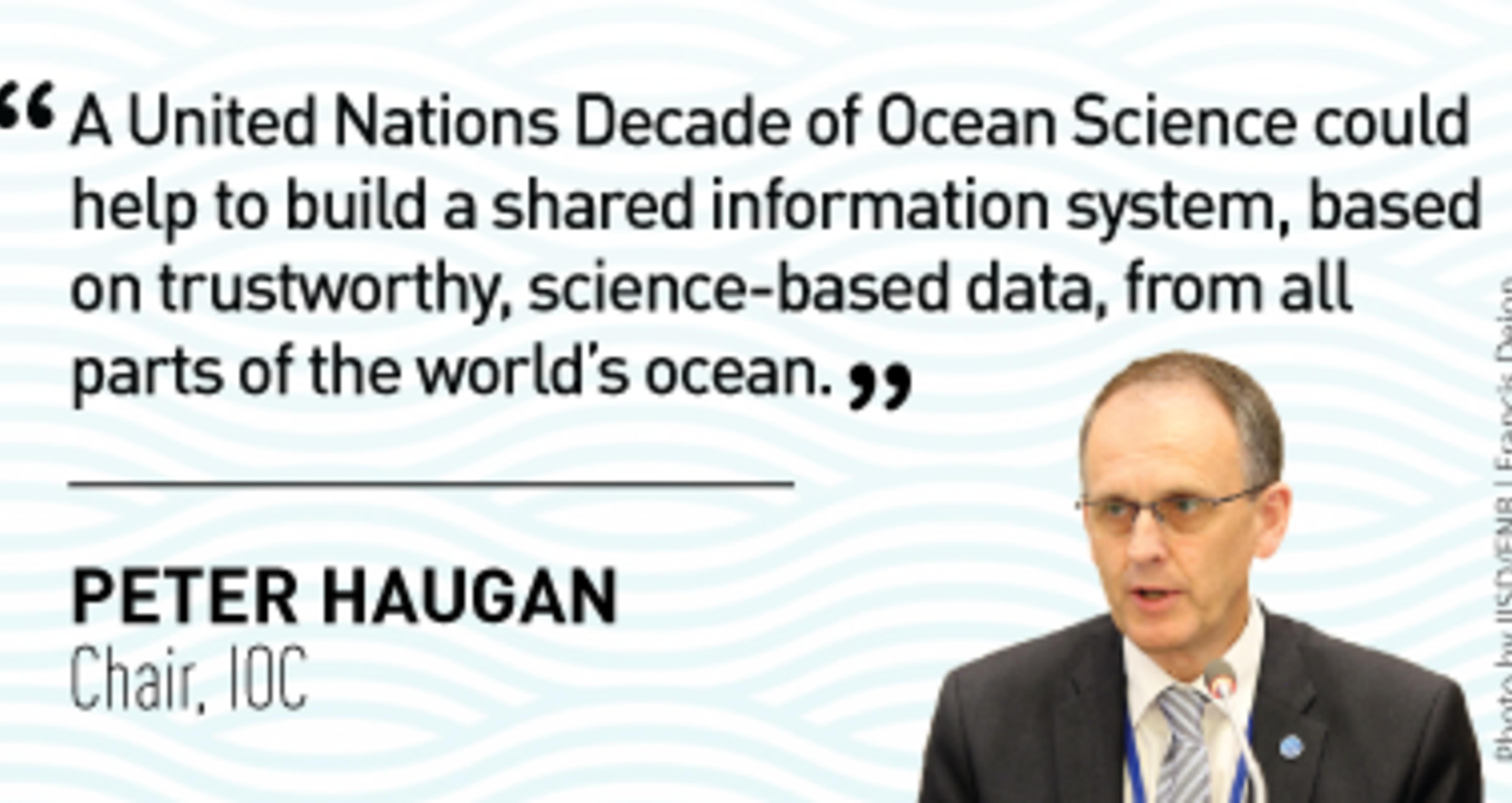 Peter Haugan UN