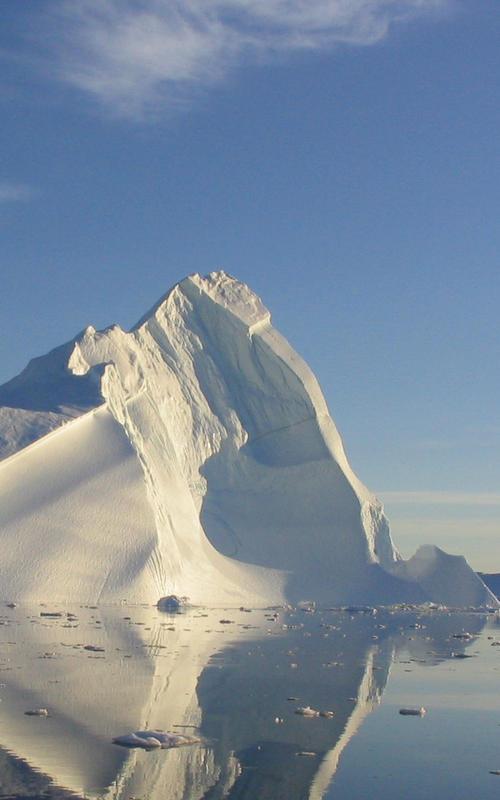 Isfjell