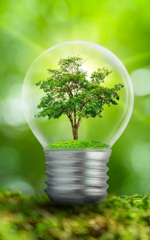 Illustrasjon energi