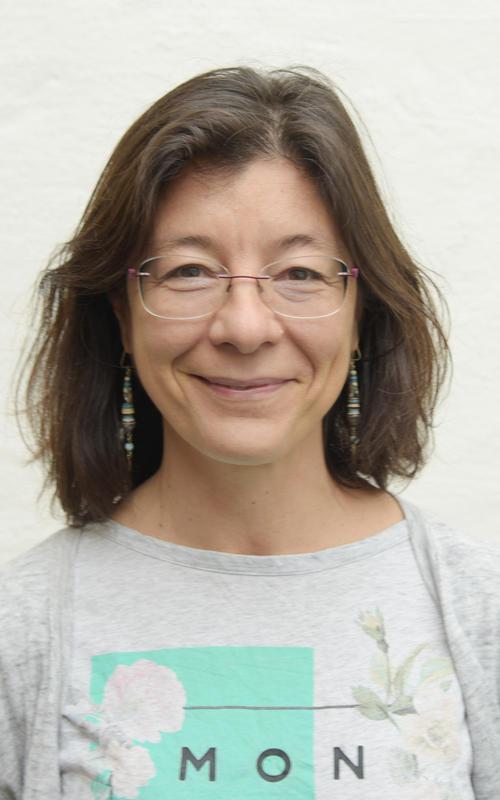 Esperanza Diaz portrait.