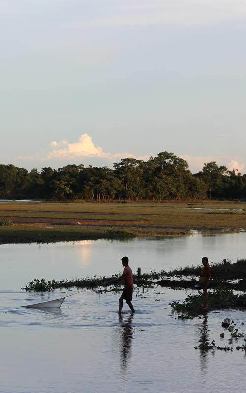 Bilde av fisherman in Bangladesh