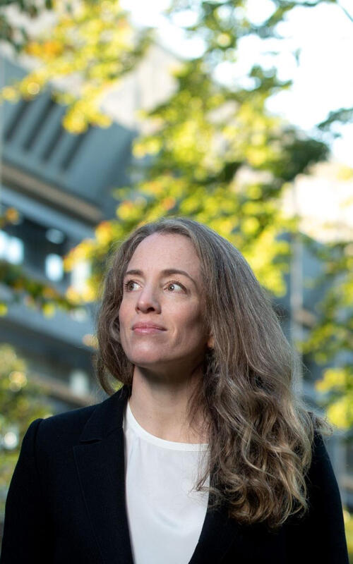 Portrait photo of Inga Berre