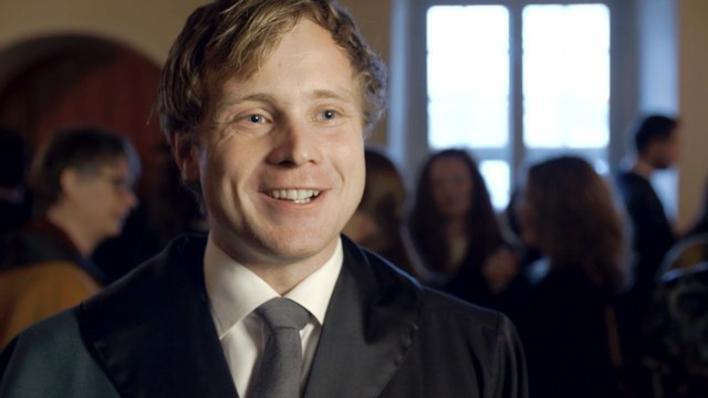 Doktorpromosjon, intervju, MatNat, Erik Hanson