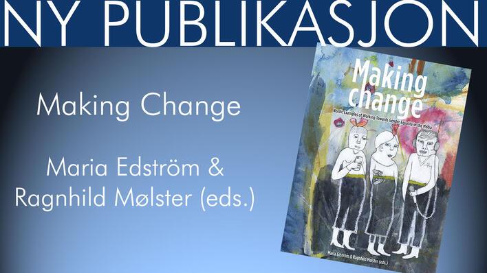 Ny publikasjon fra Nordicom