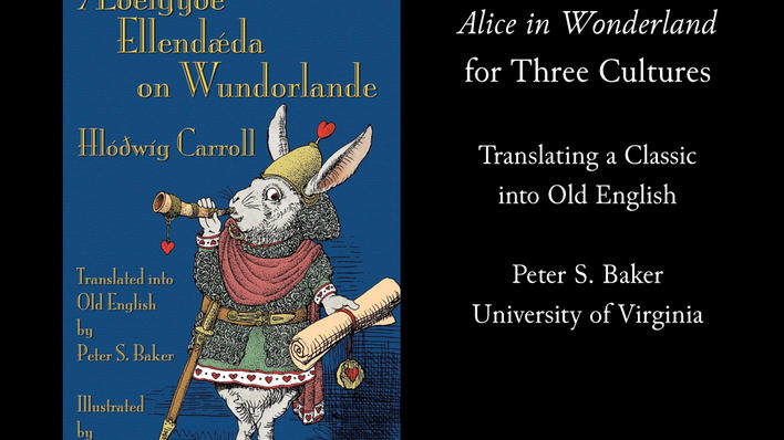 Alice in Wonderland in Old English