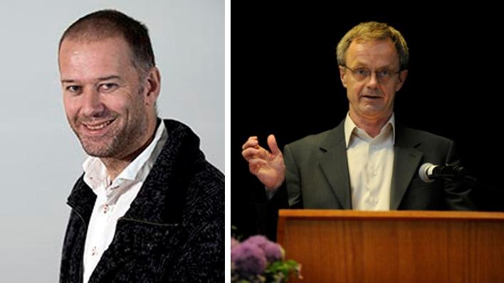 Øystein Foros og Hans Jarle Kind