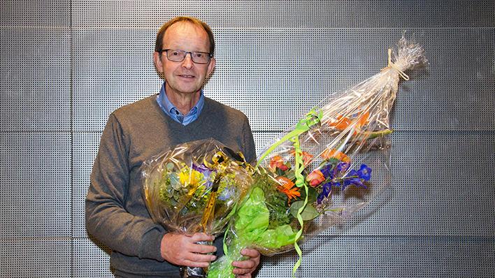 Professor Rolf Bjerkvig