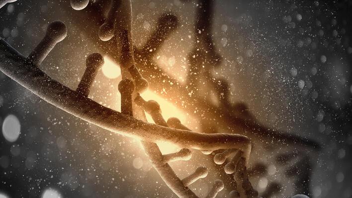 DNA illustrasjon