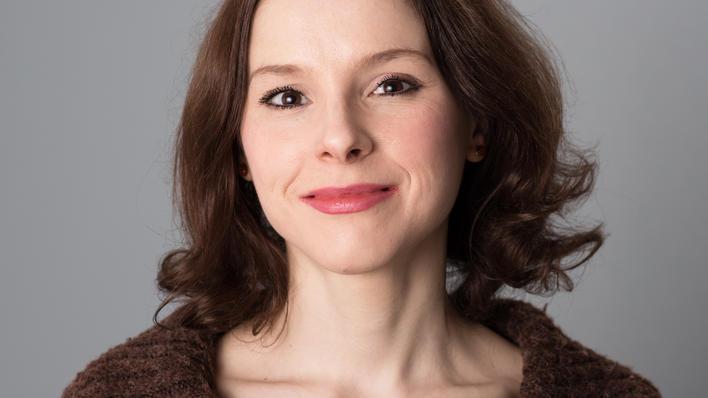 Portrettfoto Malgorzata Cyndecka