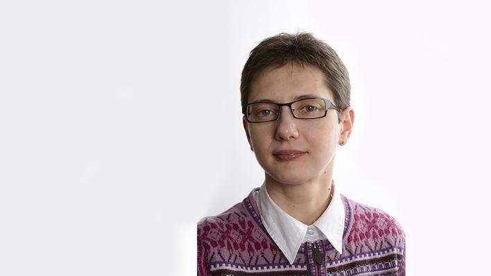 Portrett av Diana Cornelia Turcu