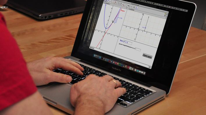 GeoGebra-kurs for matematikkkærarar