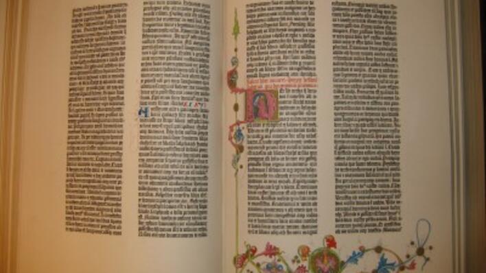 Gutenbergbibelen