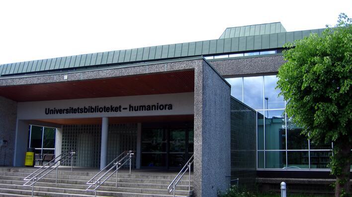 Bilde av HF biblioteket