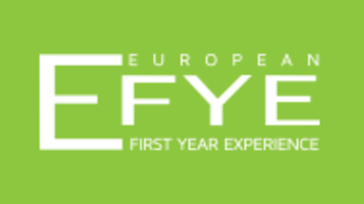 European First Year Experience (EFYE) 2015