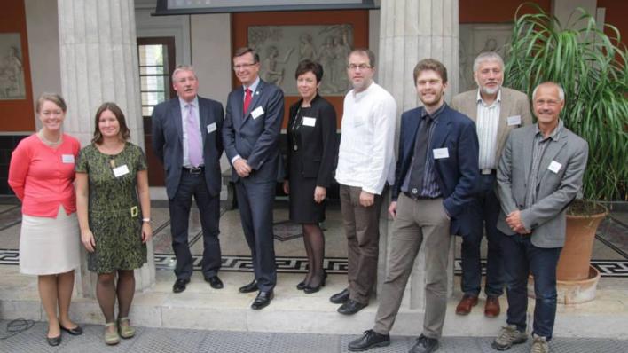 Ice2Ice kick-off meeting in Copenhagen
