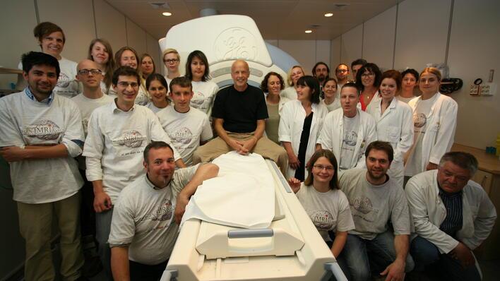 fMRI-gruppa i Bergen