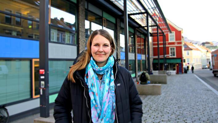 Professor Katrine Løken