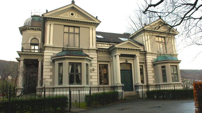 knut Fægris hus