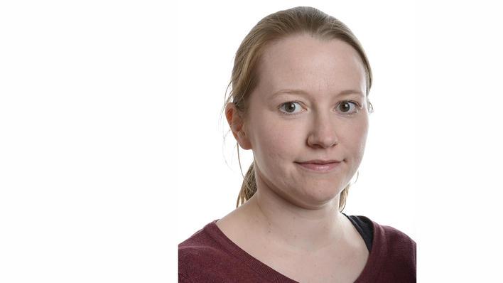 Portrett av Linda Veka Hjørnevik