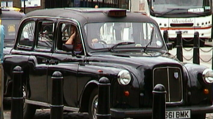 A Black Cab