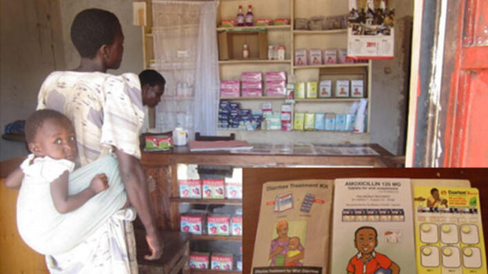 Makerere project Drug Shop Integrated Care