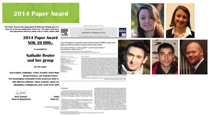 MBI Paper Award 2014