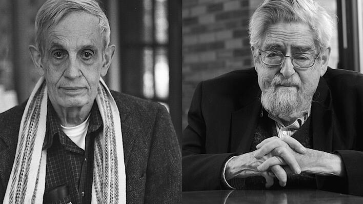 John F. Nash Jr. and Louis Nirenberg