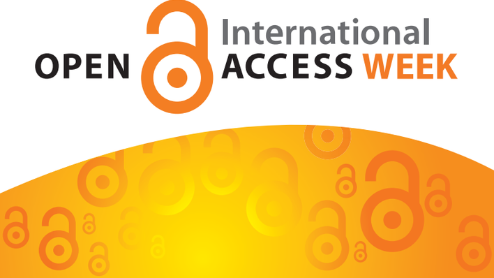 International open access week logo