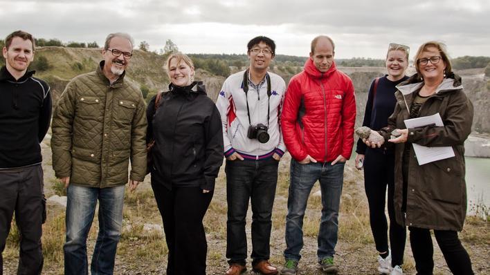 Group picture Bornholm