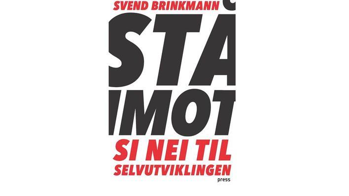 Bokomslag for Prof. Svend Brinkmanns nye bok.