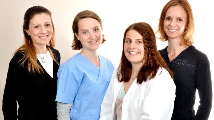 Bildet viser dobbelkompetansekandidater i odontologi i Bergen