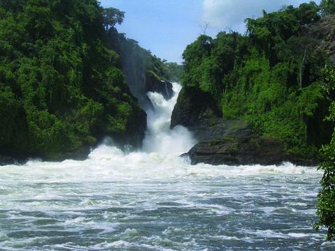 Waterfall, Blue Nile