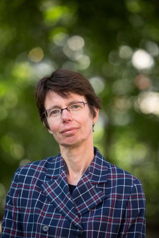 Anne Christine Johannessen, viserektor for internasjonalisering ved Universitetet i Bergen (UiB).