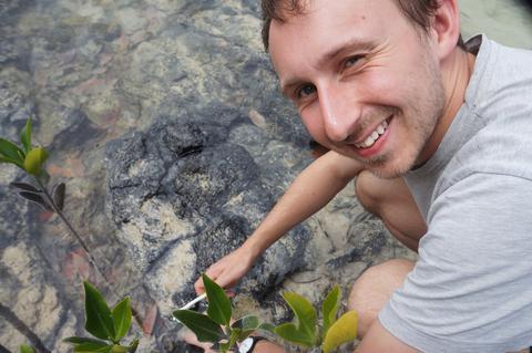 Forsker Alistair Seddon, Institutt for biologi, Universitetet i Bergen (UiB).