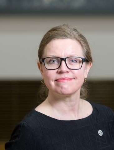 Viserektor for globale relasjoner Annelin Eriksen