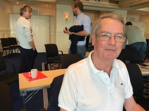 Robert Murisom, instituttleder, IBMP
