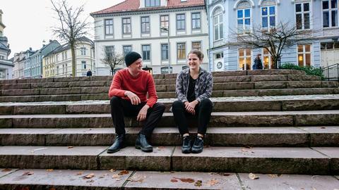 Johan and Ragnhild