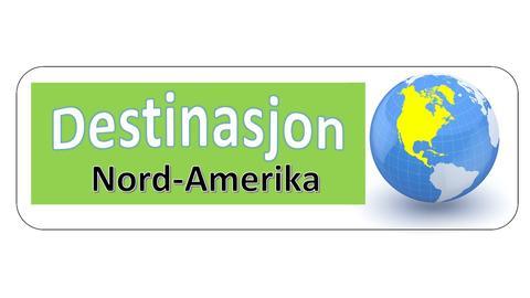 Destinasjon Nord-Amerika