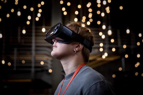 SLATE sine VR-prosjekter var populære under myldredagen.