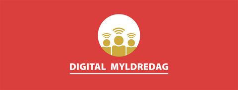 Digital myldredag plakat