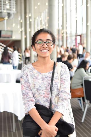 Internasjonal student UiB