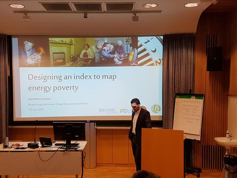 Energy Measurement and Society