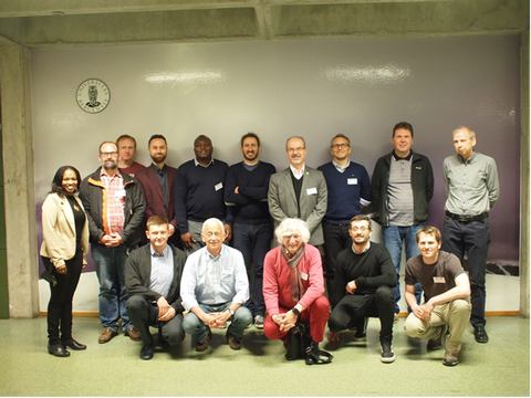 EPOS-IP IT Workshop 2016 - group picture