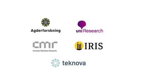Forskningsselskap logoer