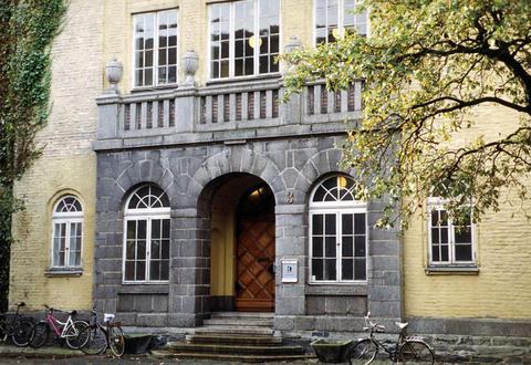 Inngang til Griegakademiet
