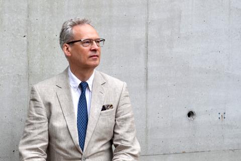 Photo of professor Koenraad De Smedt