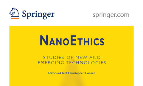 Nanoethics logo