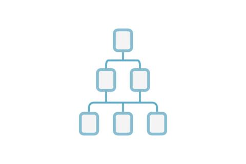 Illustrasjonsbilde organisasjonskart