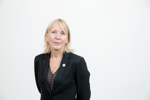 Portrett av Margareth Hagen