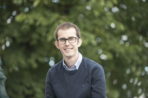 New Ph.D. Espen Stokke